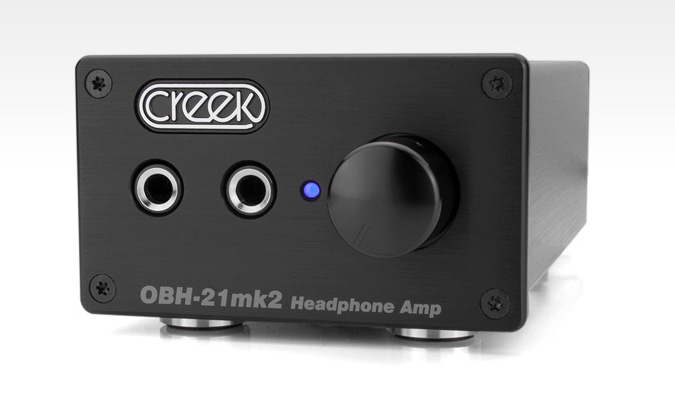 CREEK OBH-21 MK2 Headphone Amplifier Image