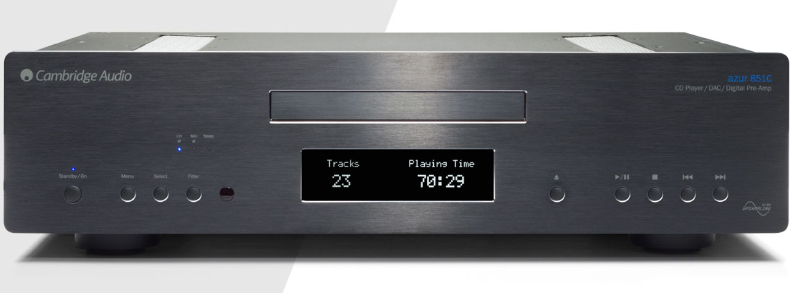 Cambridge Audio Azur 851C cd player Image