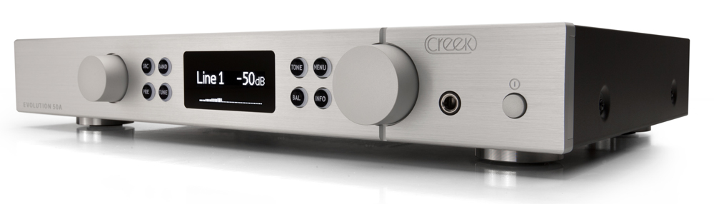 CREEK EVOLUTION 50A integrated amplifier Image