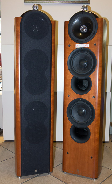 KEF Reference Series Model 203 Image
