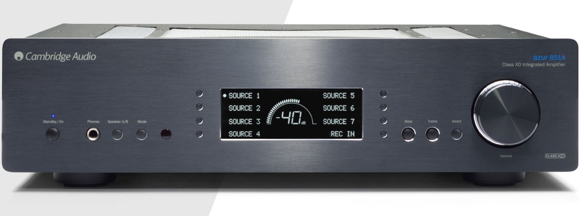 Cambridge Audio Azur 851A integrated amplifier Image