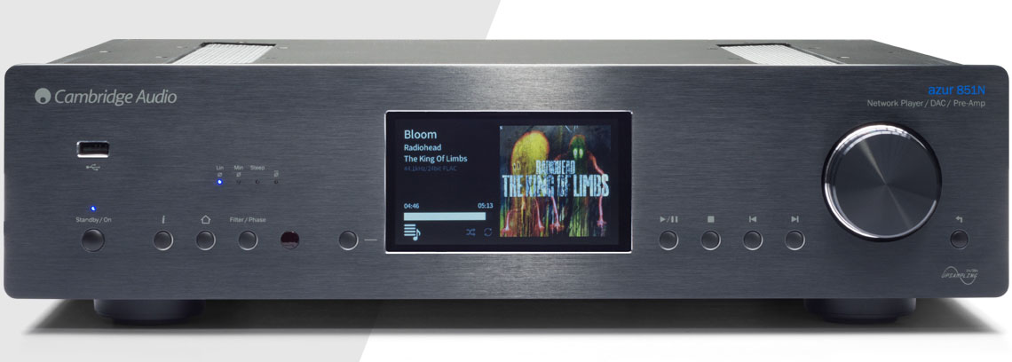 Cambridge Audio Azur 851N network player Image