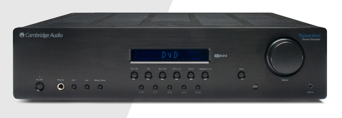 Cambridge Audio Topaz SR10 v2 stereo receiver Image