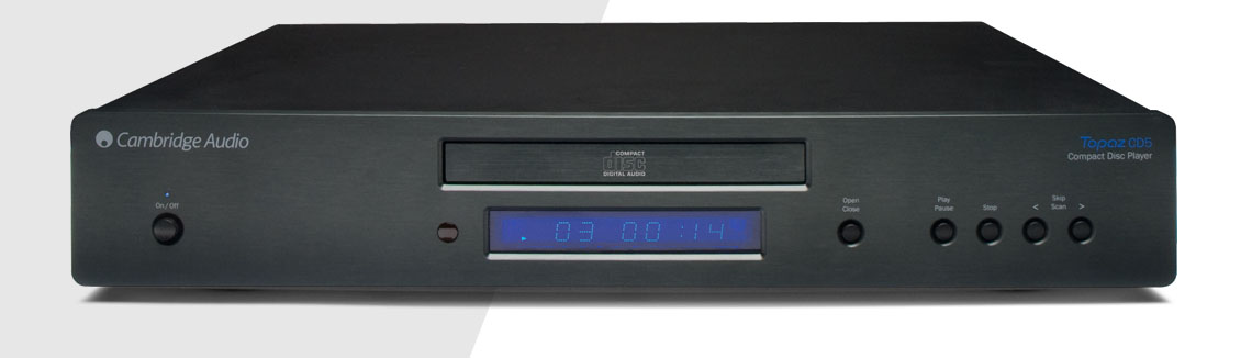 Cambridge Audio Topaz CD5 cd player Image