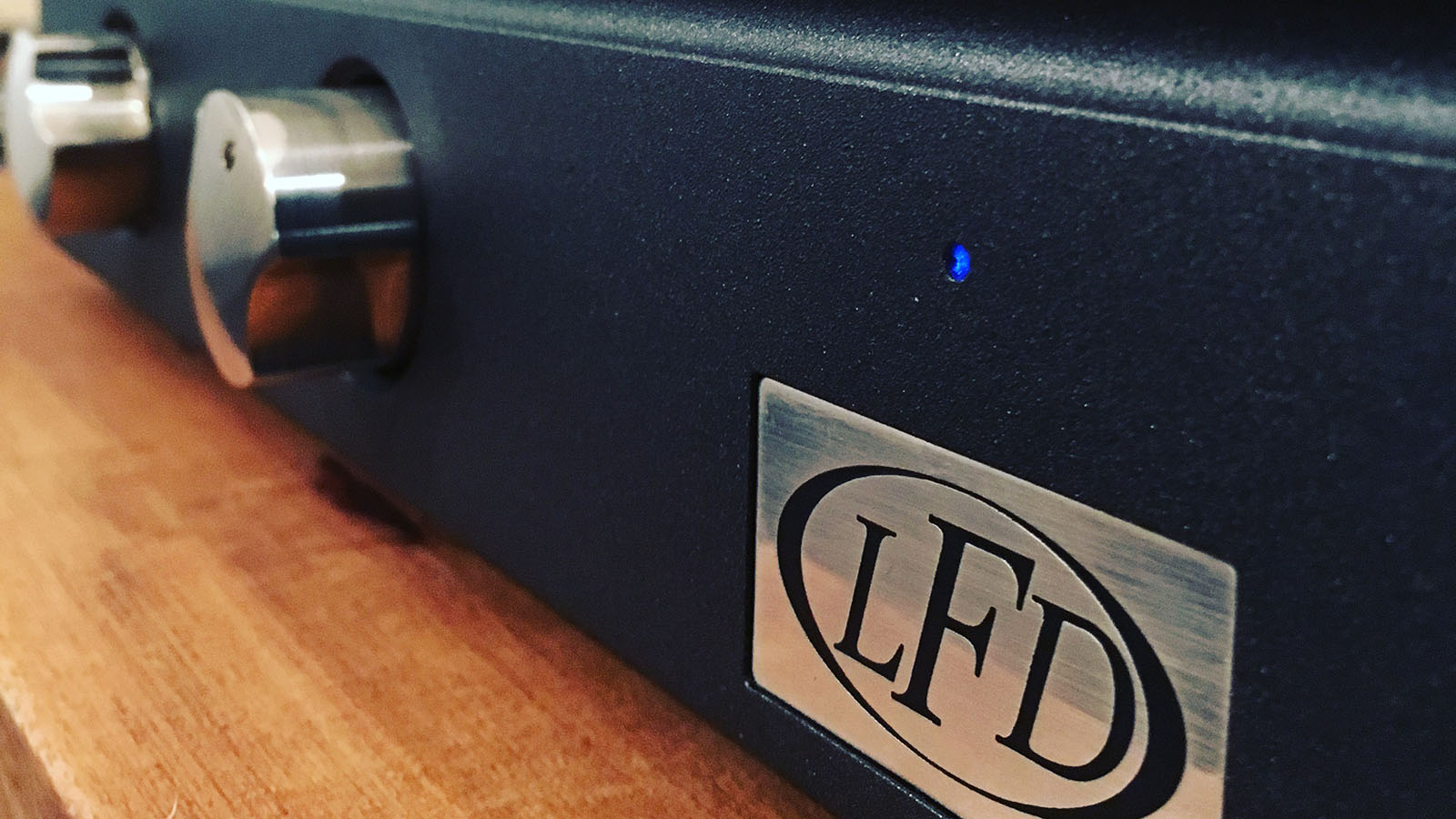 LFD integrated amplifier