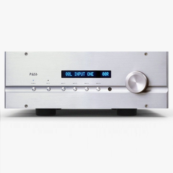 Pass Int 30A Integrated Amplifier Image